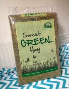 Squidgypigs - Nature's Own Sweet Green Hay Review