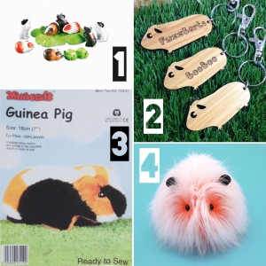 Squidgypigs - Guinea Pig Gifts