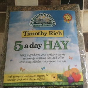 Squidgypigs - 5 a Day Hay Review