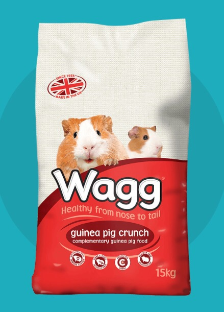 Squidgypigs guinea pig product reviews bargain wagg for Discount guinea pig supplies