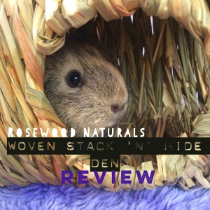 Woven Stack 'n' Hide Den Review