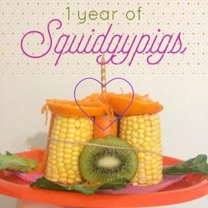 Squidgypigs - Instabirthday!
