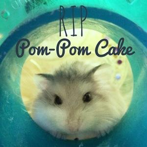Squidgypigs - RIP Pom-Pom Cake