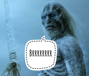 White Walkers - putting strain on the NHS since 2011