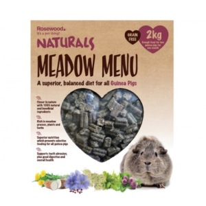 Meadow Menu - Image from Rosewoodpet.com