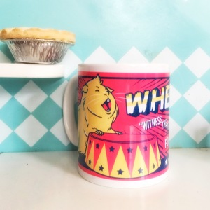 Haypigs! Lion Pig Mug