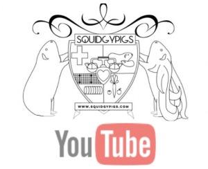 Squidgypigs YouTube
