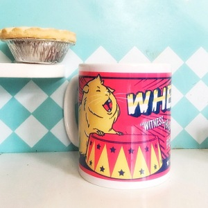 Haypigs! Lion Pig Mug Review