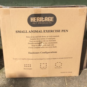Heritage Small Animal Run Review