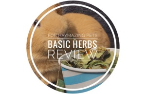 For Haymazing Pets Basic Herbs