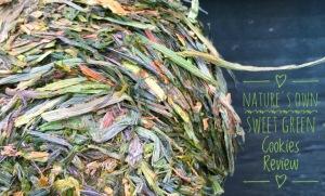 Nature's Own Sweet Green Hay Cookies