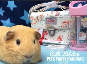Cath Kidston Pets Party Kids Bag