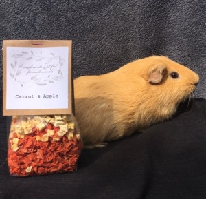 For Haymazing Pets Carrot and Apple Review