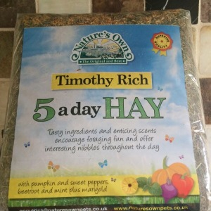 Click for 5aDay Hay Review