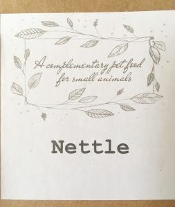 For Haymazing Pets Nettle
