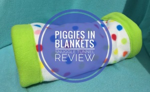 Piggies In Blankets Snuggle Tunnel Review