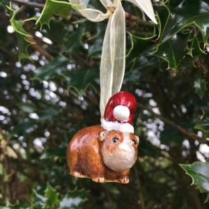 Monsoon Guinea Pig Christmas Decoration Review