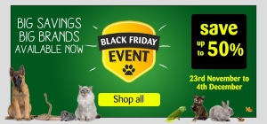 Pets at Home Black Friday