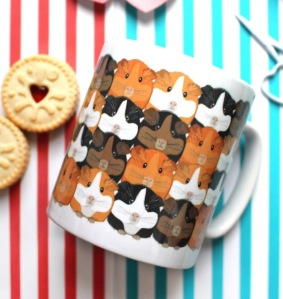 Innabox Design Guineapig Mug