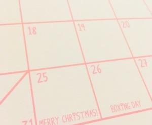 The Magical Guineapig Calendar Review