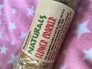 Rosewood Naturals Flower Cracker Review
