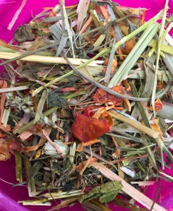 Rosewood Naturals Christmas Stocking Christmas Herbs