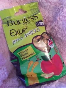 Burgess Apple Snacks Review