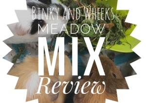 Binky and Wheeks Meadow Mix