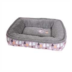 Rosewood Winter Forest Snuggles Bed